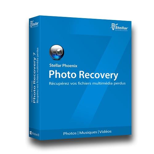 Stellar Phoenix Photo Recovery 7.0 — восстановление данных