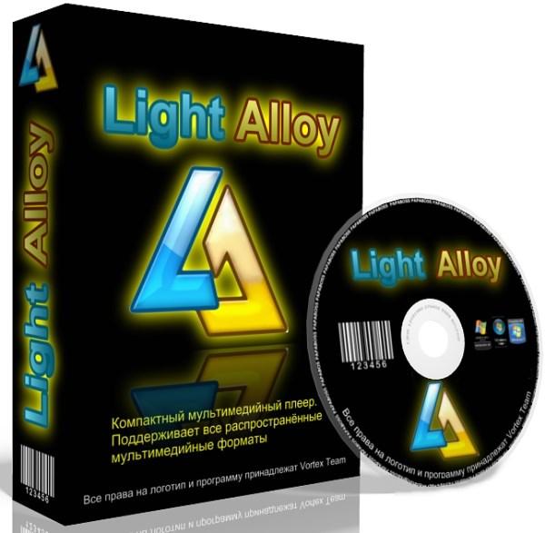 Light Alloy 4.10.2 скачать бесплатно