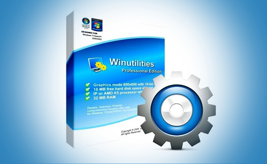 WinUtilities Free 15.52