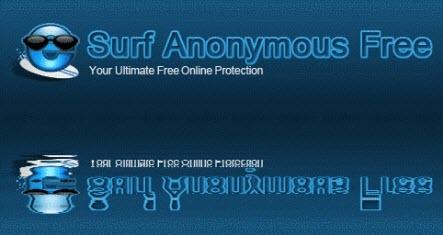Surf Anonymus Free 2.6.1.6 обеспечивает ложный IP-адрес