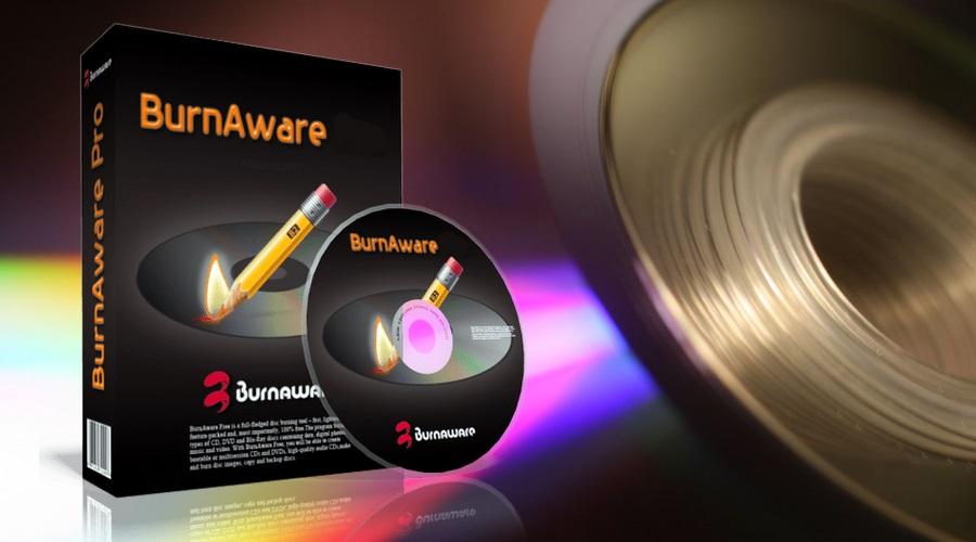 BurnAware Free 12.1 качать бесплатную программу записи CD DVD дисков