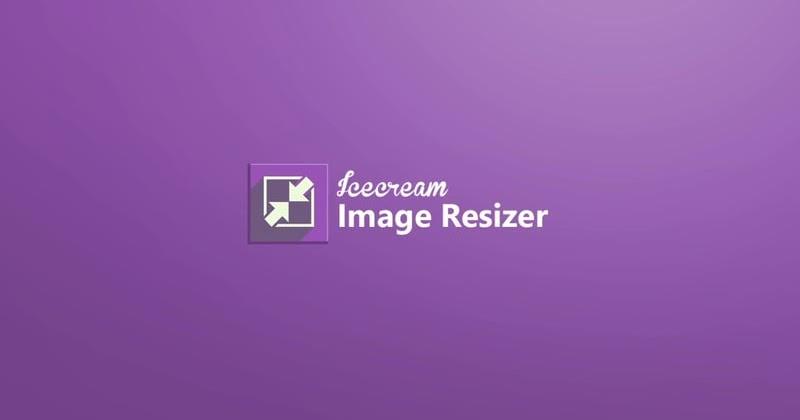 Скачать IceCream Image Resizer 2.08 программу для редактирования размеров изображений