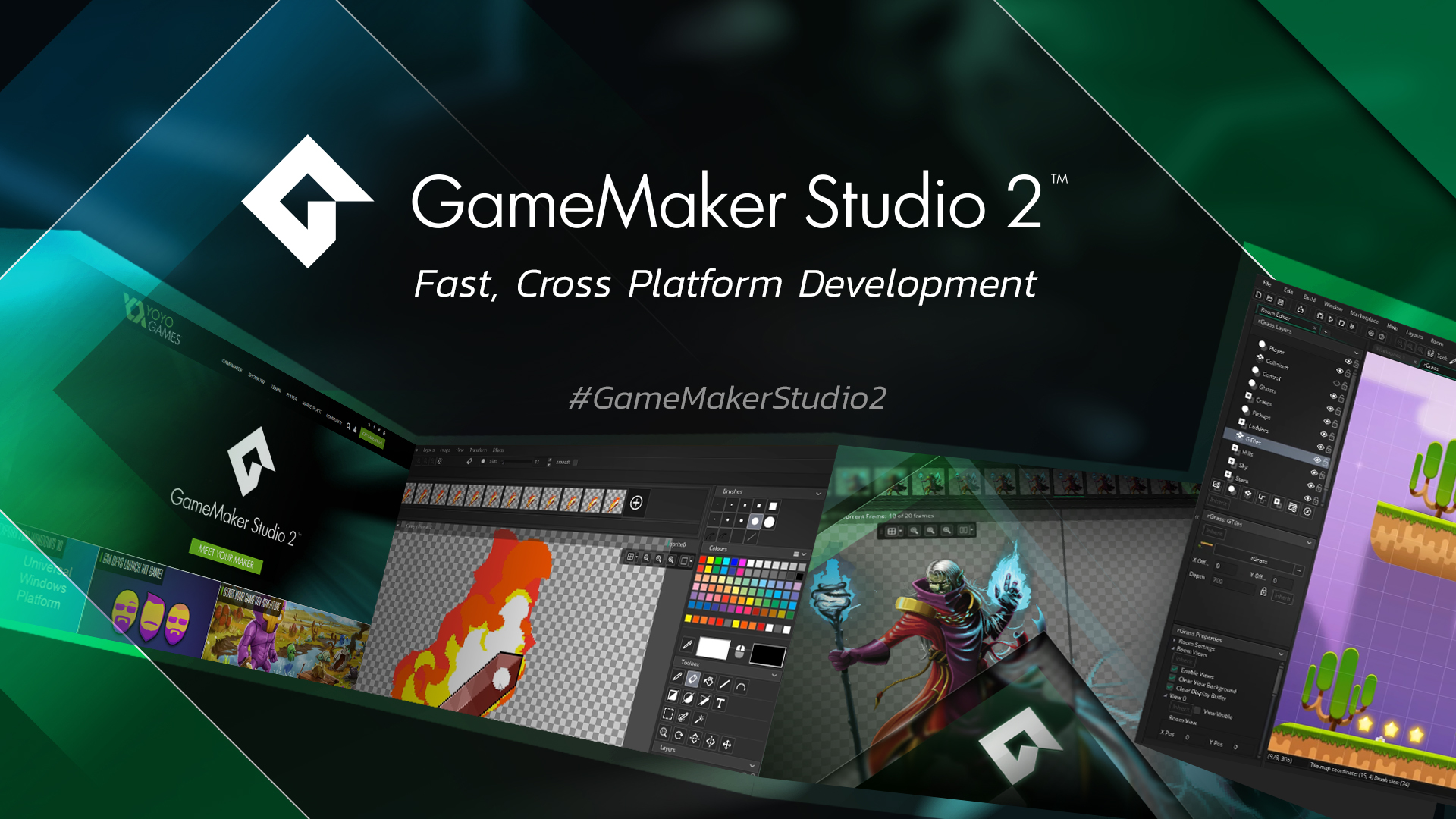 Game-Maker-Studio