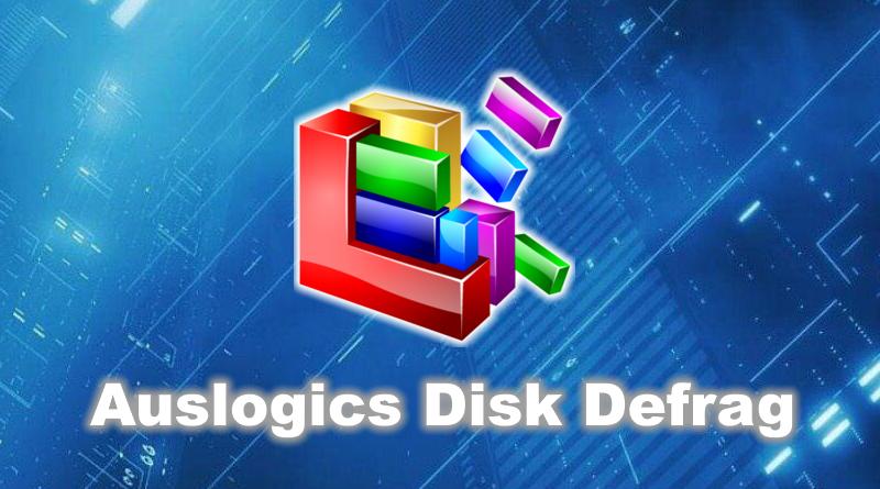 Дефрагментатор Auslogics Disk Defrag 8.0.24.0 скачать бесплатно