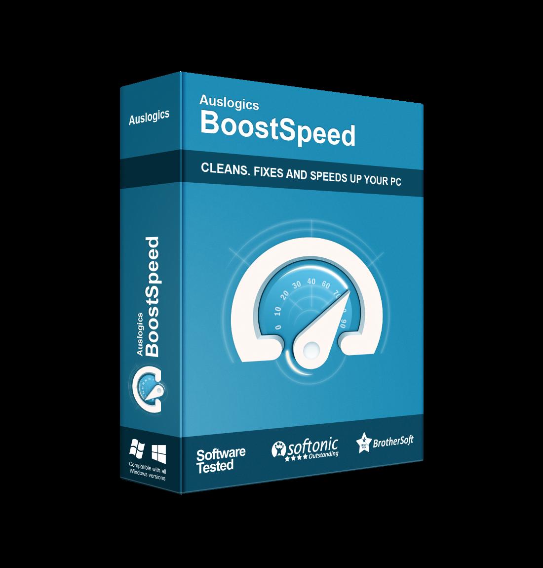 BoostSpeed
