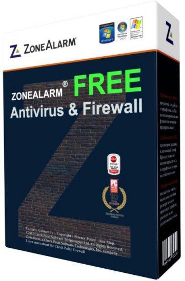 ZoneAlarm Free Antivirus + Firewall 15.1.522.17528