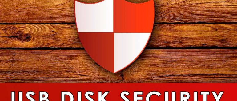 USB Disc Security