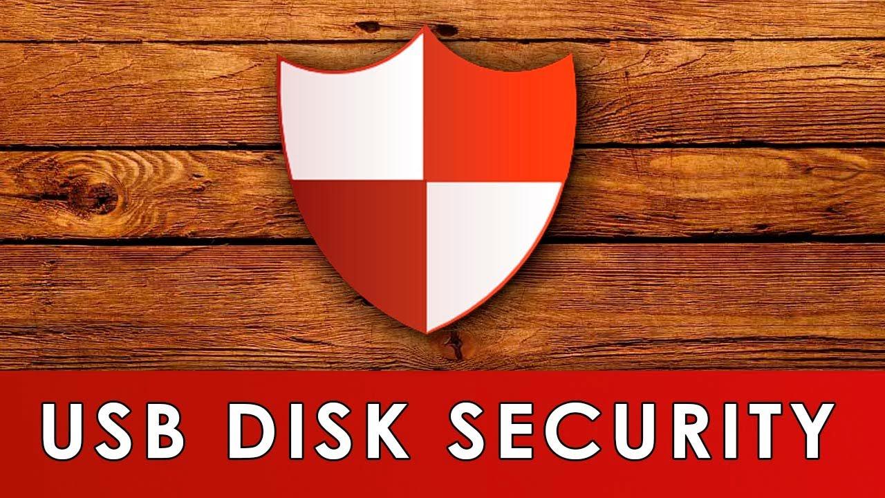USB Disc Security 6.5.0.0 бесплатная программа для защиты вашей флешки