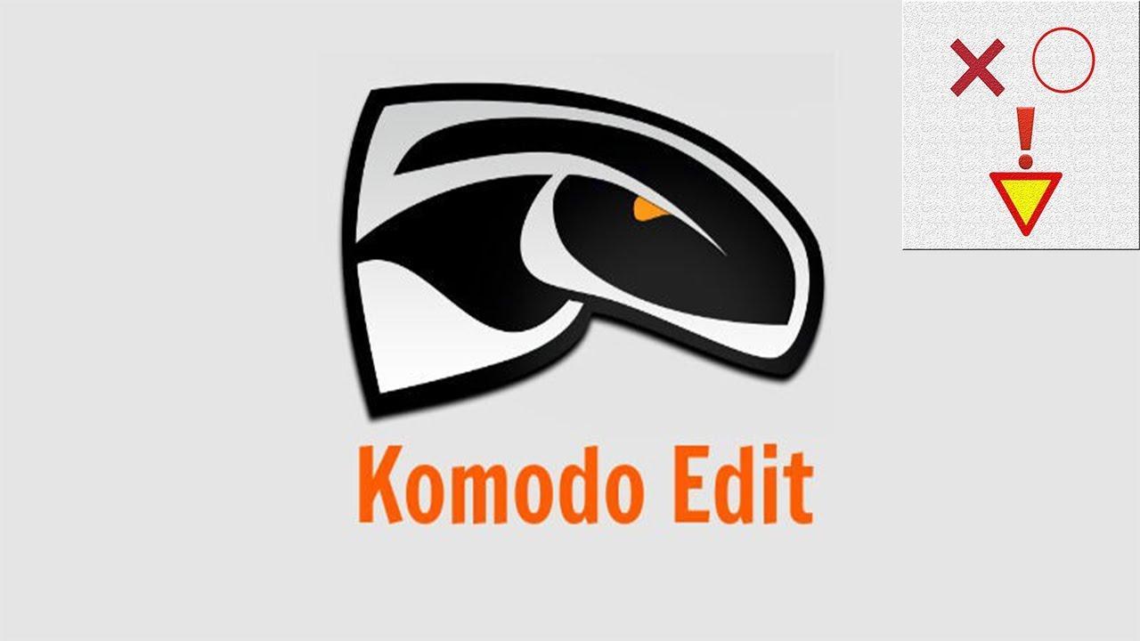Komodo Edit 11.1.1 скачать бесплатно текстовый редактор с подсветкой кода