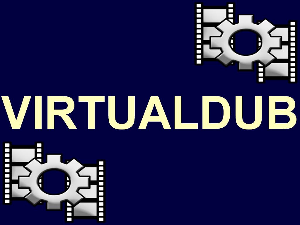 VirtualDUB 1.10.4 скачать бесплатный видеоредактор