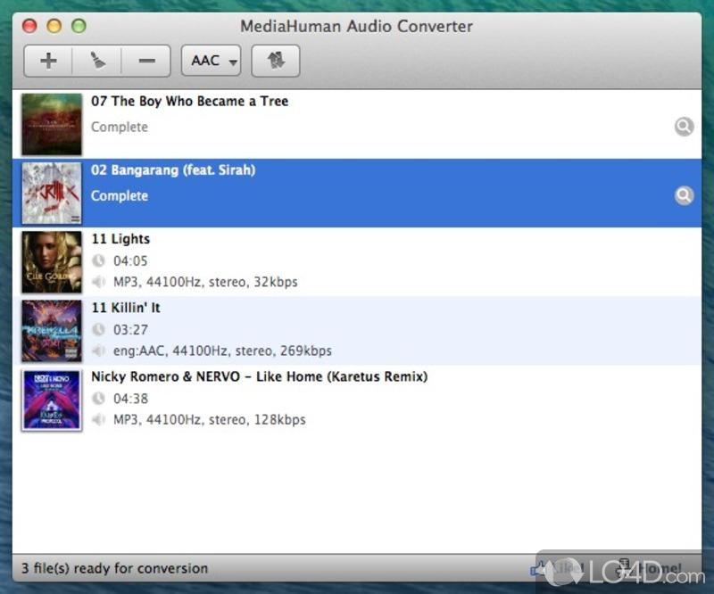 MediaHuman Audio Converter 1.9.6.8