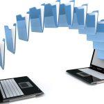 передача больших данных