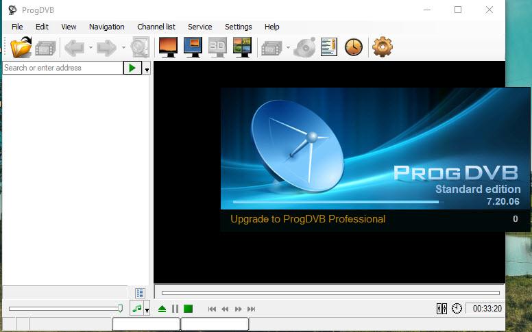 Скачать ProgDVB 7.27.1 бесплатно