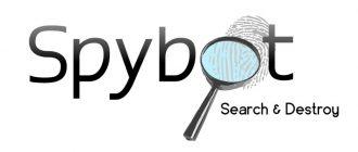Spybot – Search& Destroy