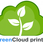 Green Cloud Print