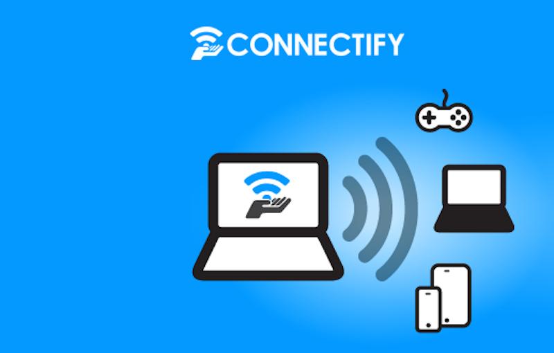 Connectify скачать бесплатно