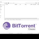 classic BitTorrent