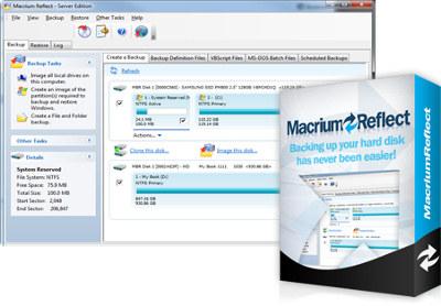 Скачать Macrium Reflect 7.2.3957 бесплатно