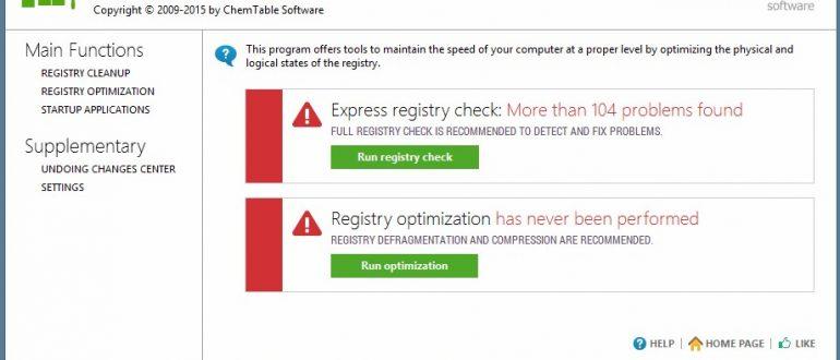 Registry Life
